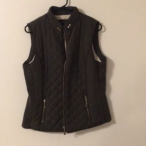 Active USA fleece lined vest